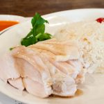 The best 2 Singapore chicken rice in Tokyo