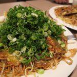 The authentic Hiroshima style okonomiyaki in Tokyo