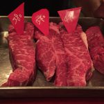 Fine Biodynamic Wines with Steak in Roppongi